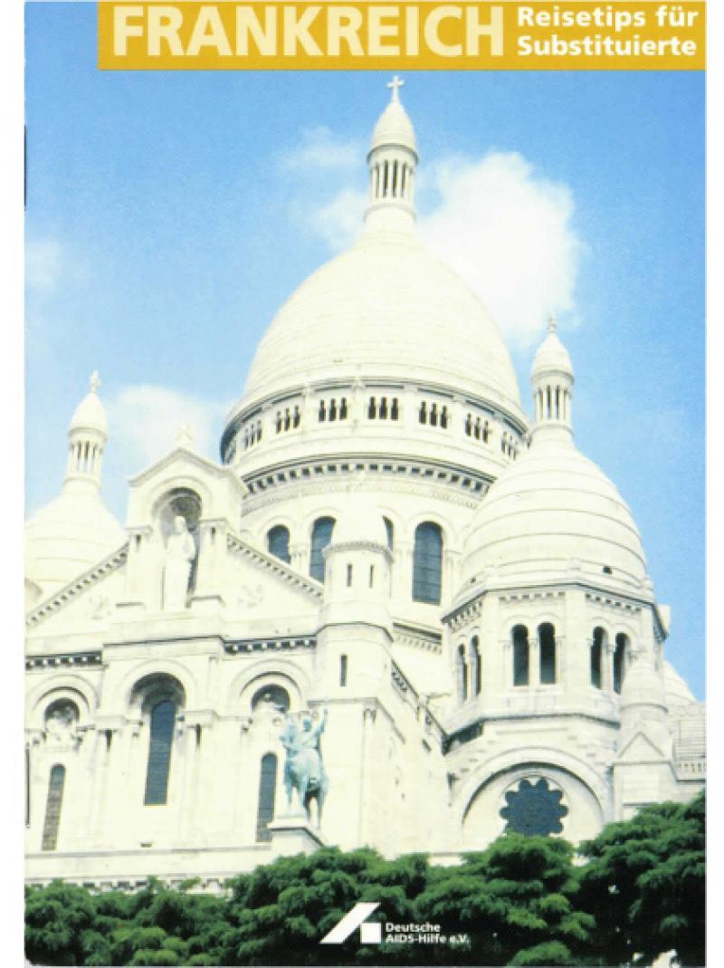Frankreich - Reisetips für Substituierte 1998