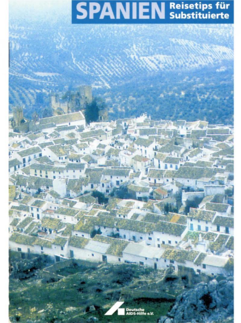 Spanien - Reisetips für Substituierte 1998