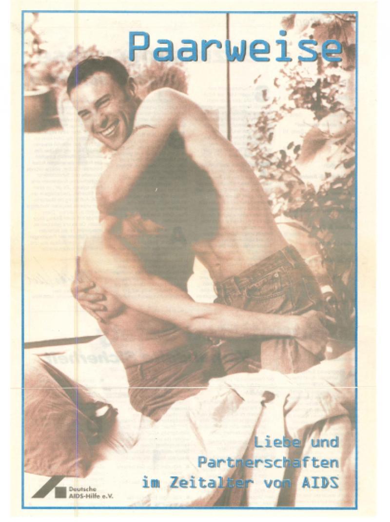 Paarweise - Liebe und Partnerschaften im Zeitalter von AIDS 1999