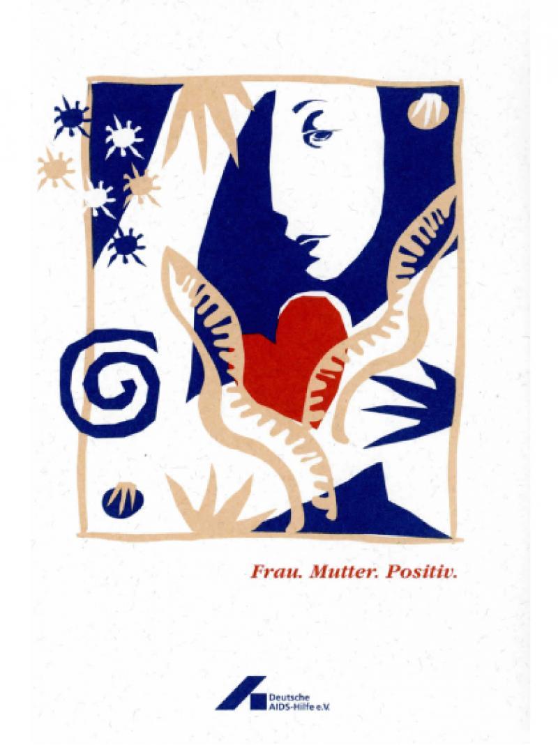 Frau. Mutter. Positiv. 2000