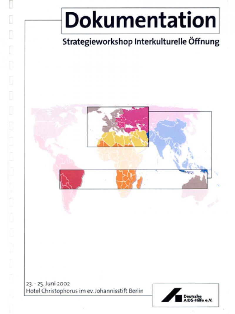 Strategieworkshop Interkulturelle Öffnung - Dokumentation 2002