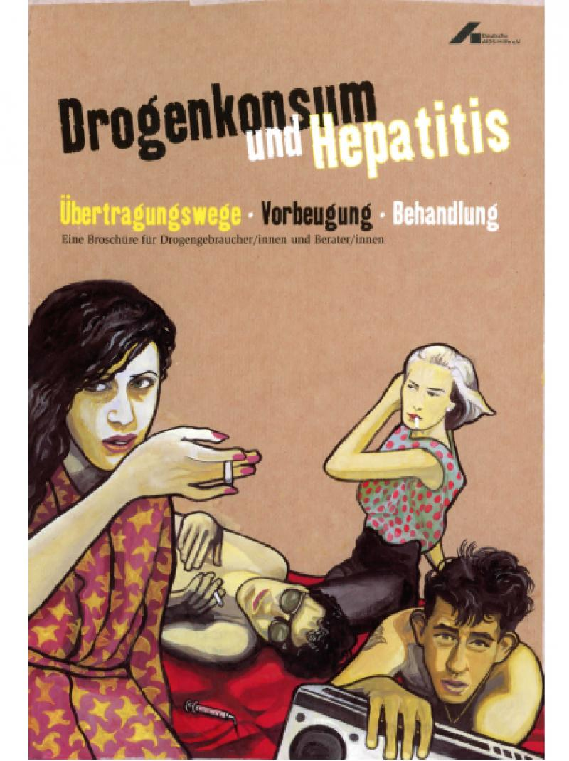 Drogenkonsum und Hepatitis 2002