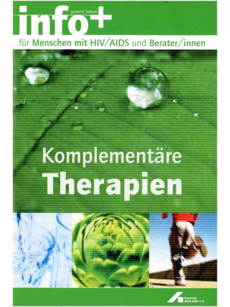 Komplementäre Therapien 2003