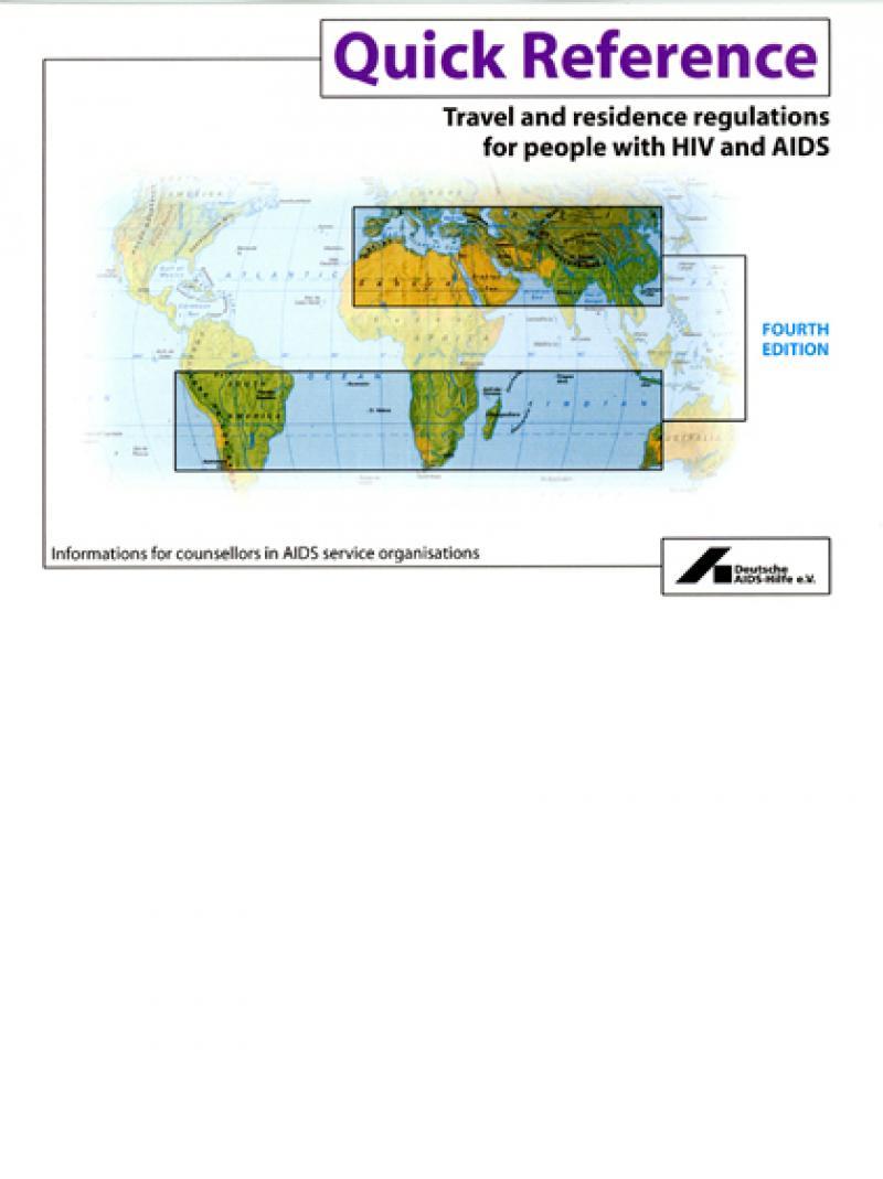 Schnellfinder 4. Aufl. 2003 englisch