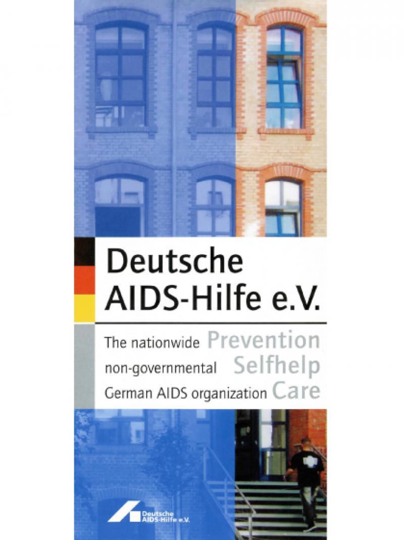 Deutsche AIDS-Hilfe e.V. - The nationwide non-governmental German AIDS organizat