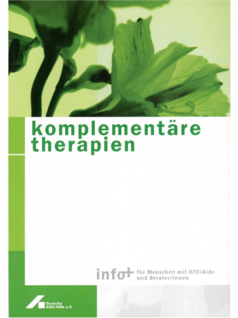 Komplementäre Therapien 2004