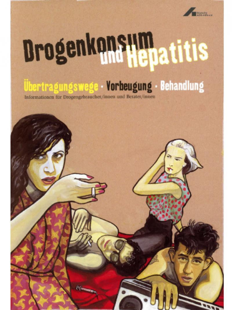 Drogenkonsum und Hepatitis 2004