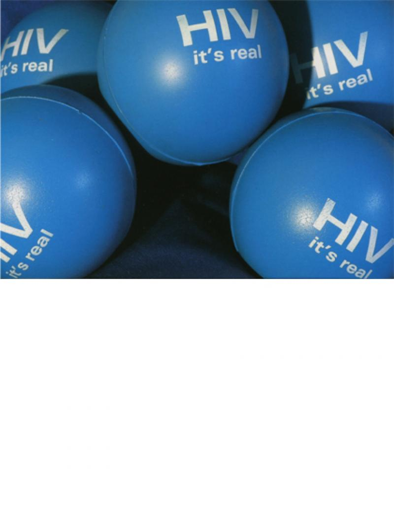 HIV - it's real 2005
