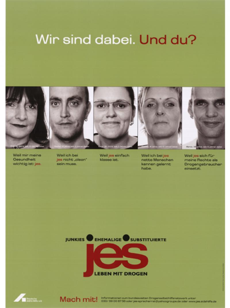 JES - Wir sind dabei. Und du? 2005