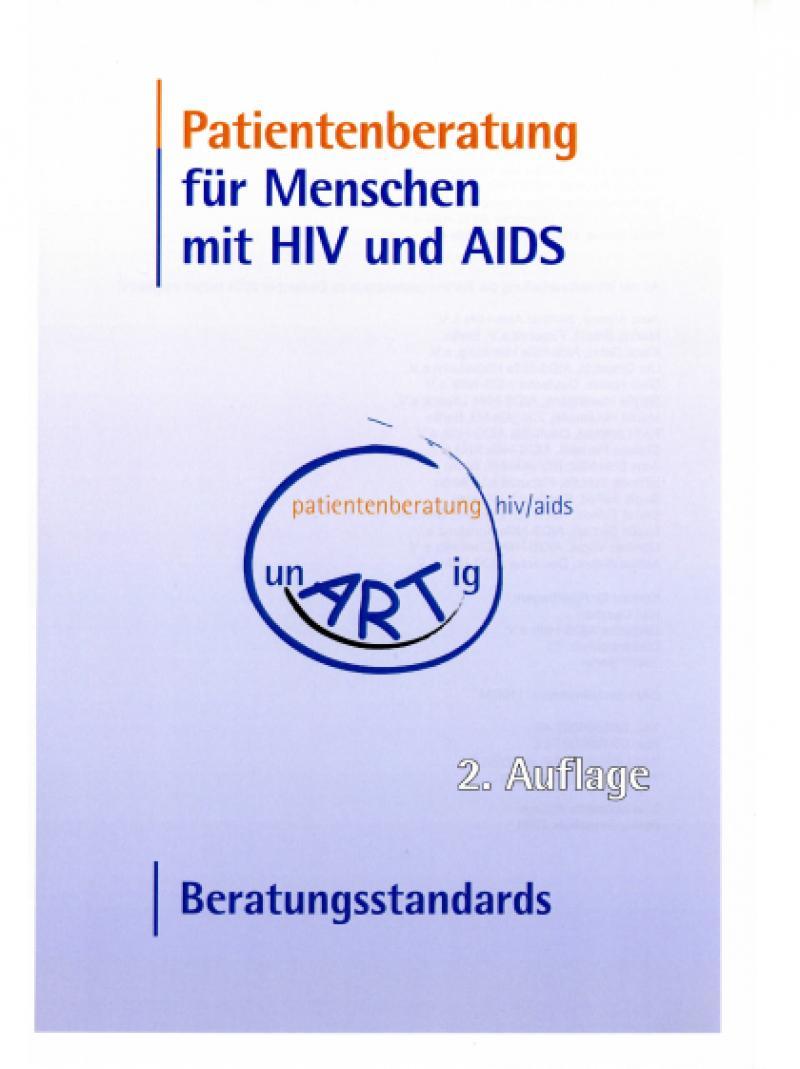Patientenberatung für Menschen mit HIV und AIDS 2005