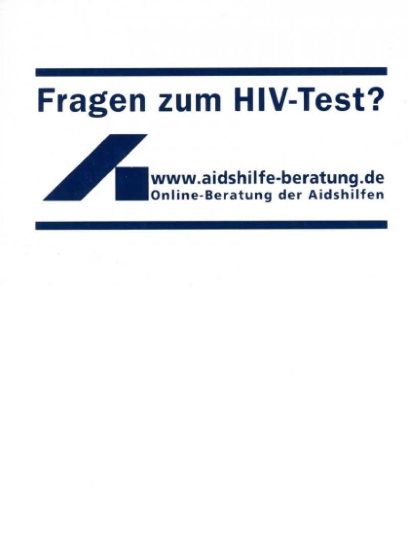 Fragen zum HIV-Test? 2006