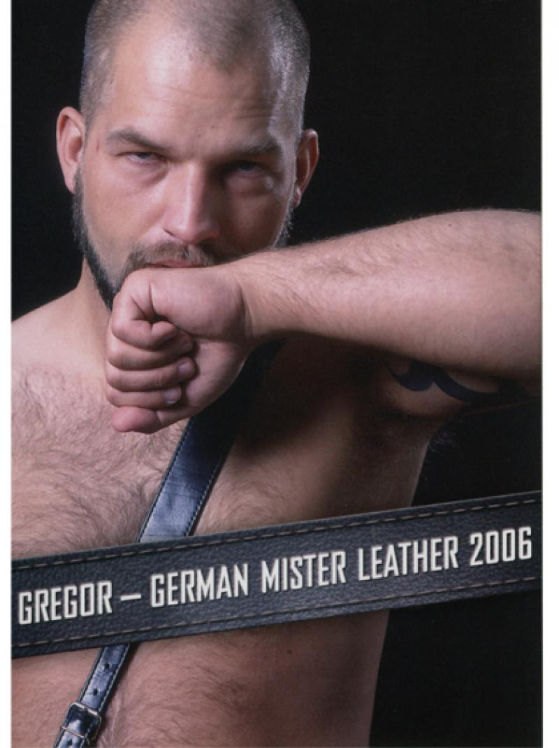 Gregor - German Mister Leather 2006