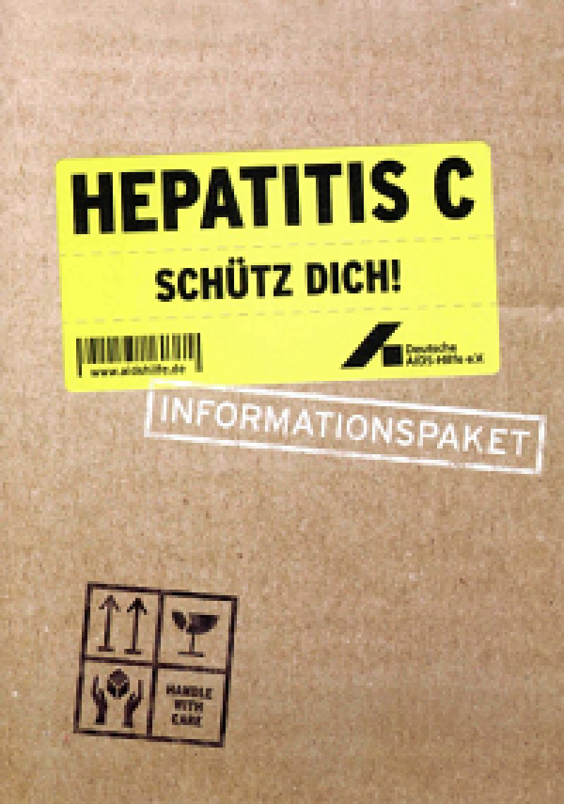 Hepatitis C - Schütz Dich! 2006