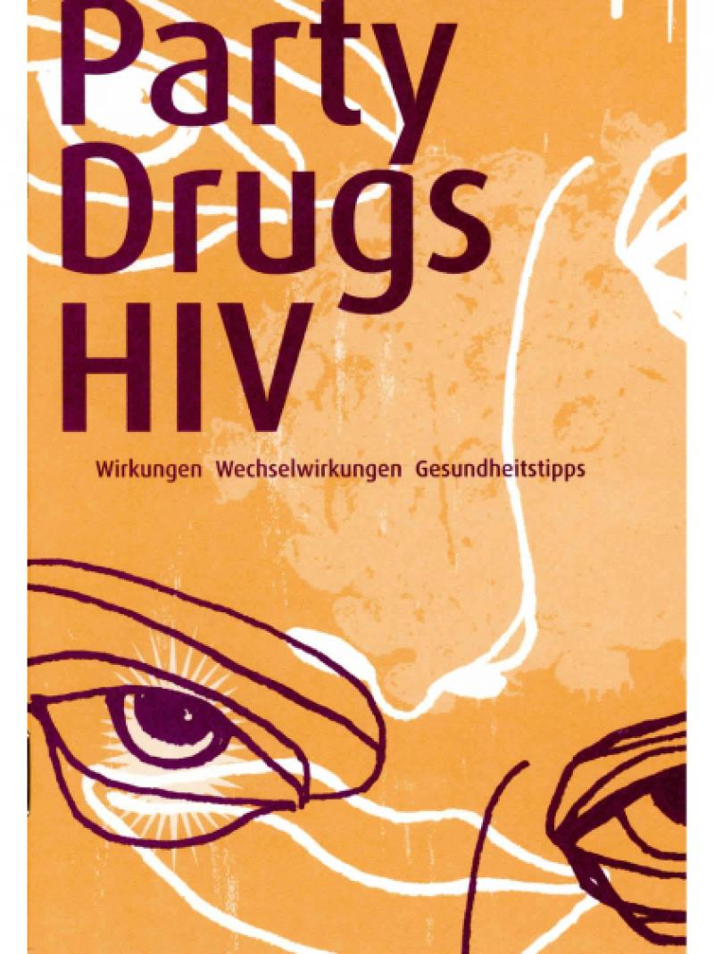 Party Drugs HIV 2006
