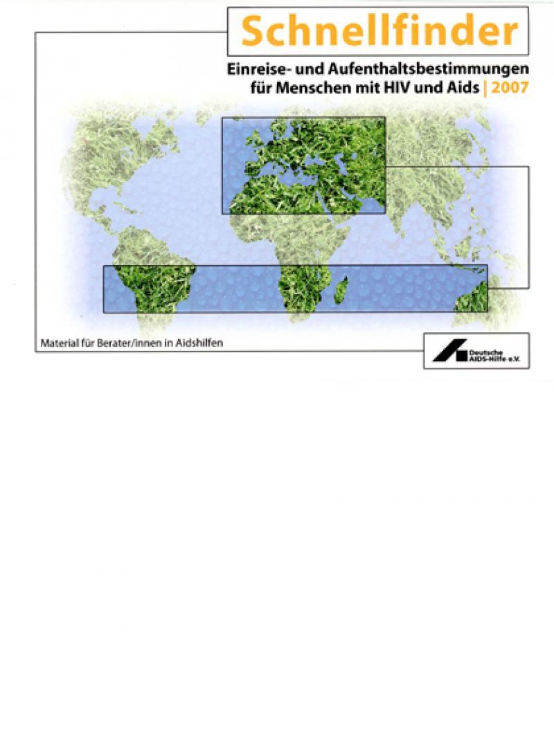 Schnellfinder 7. Aufl. 2006