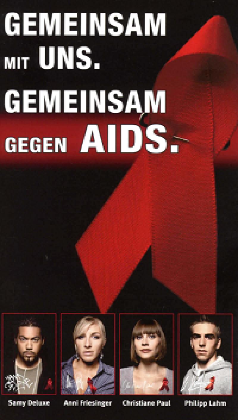 Gemeinsam mit uns. Gemeinsam gegen AIDS. 2007