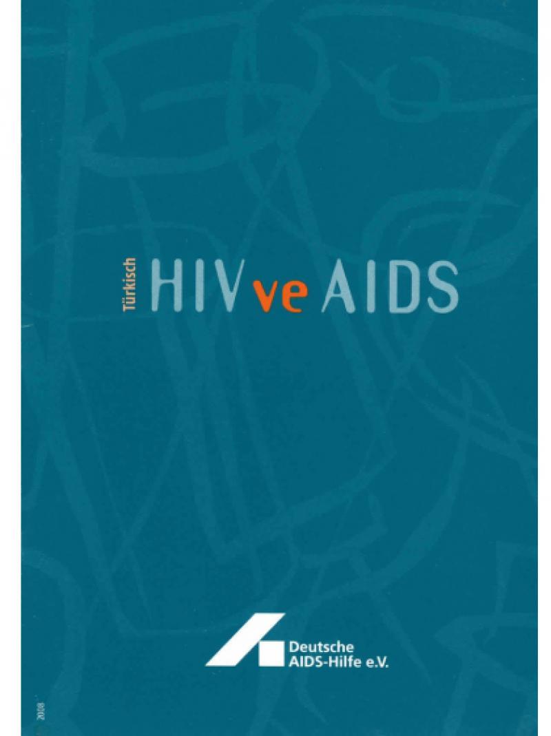 HIV und AIDS (türkisch) 2008