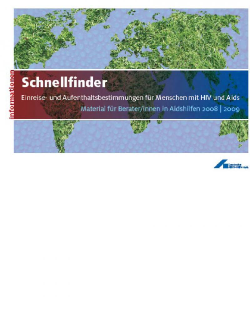 Schnellfinder 8. Aufl. 2008