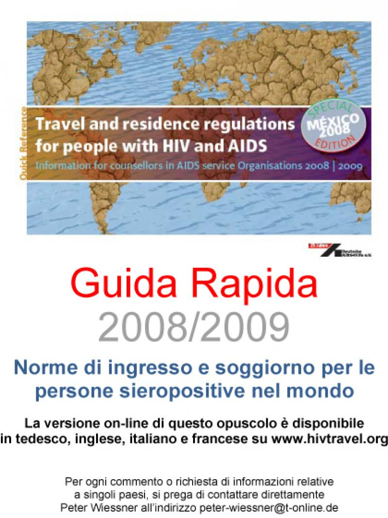 Schnellfinder 8. Aufl. 2008 italienisch