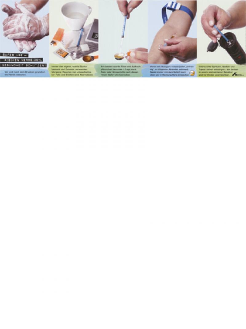Safer Use - Risiken vermeiden, Gesundheit schützen 2009