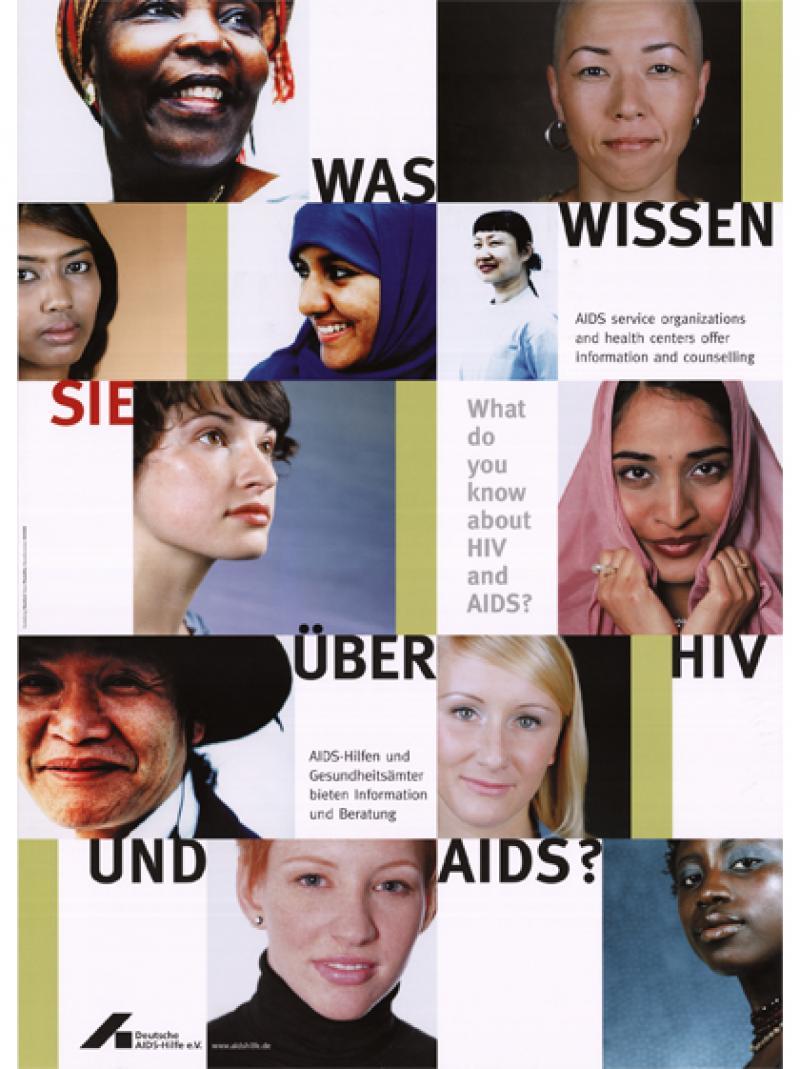Was wissen Sie über HIV und AIDS? 2009