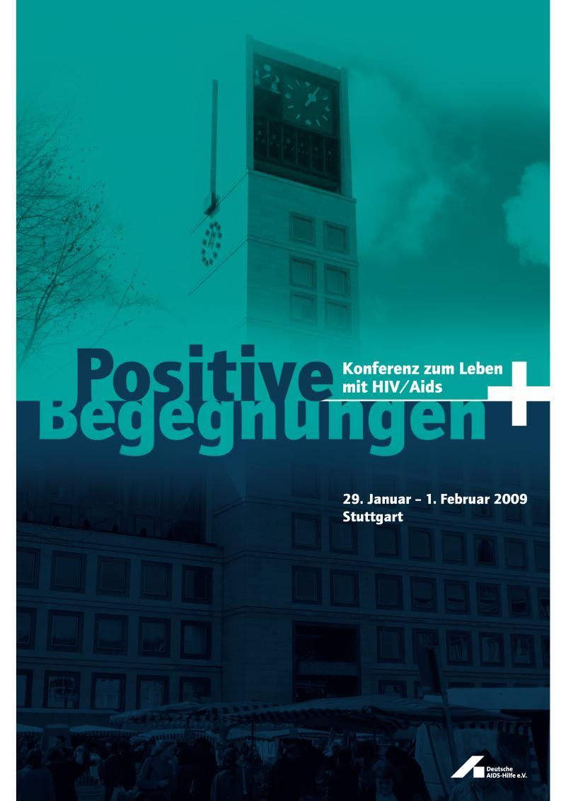 Positive Begegnungen - Konferenz zum Leben mit HIV/AIDS 2009