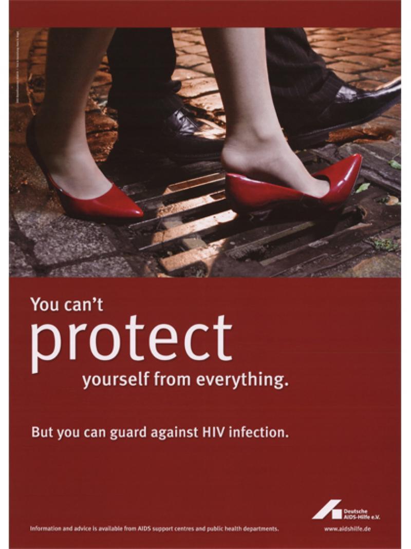 Sie können sich nicht vor allem schützen... (englisch) 2010