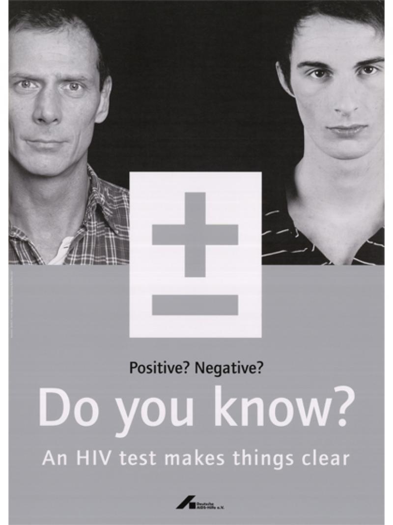 Positiv? Negativ? Weißt Du's? (englisch) 2010