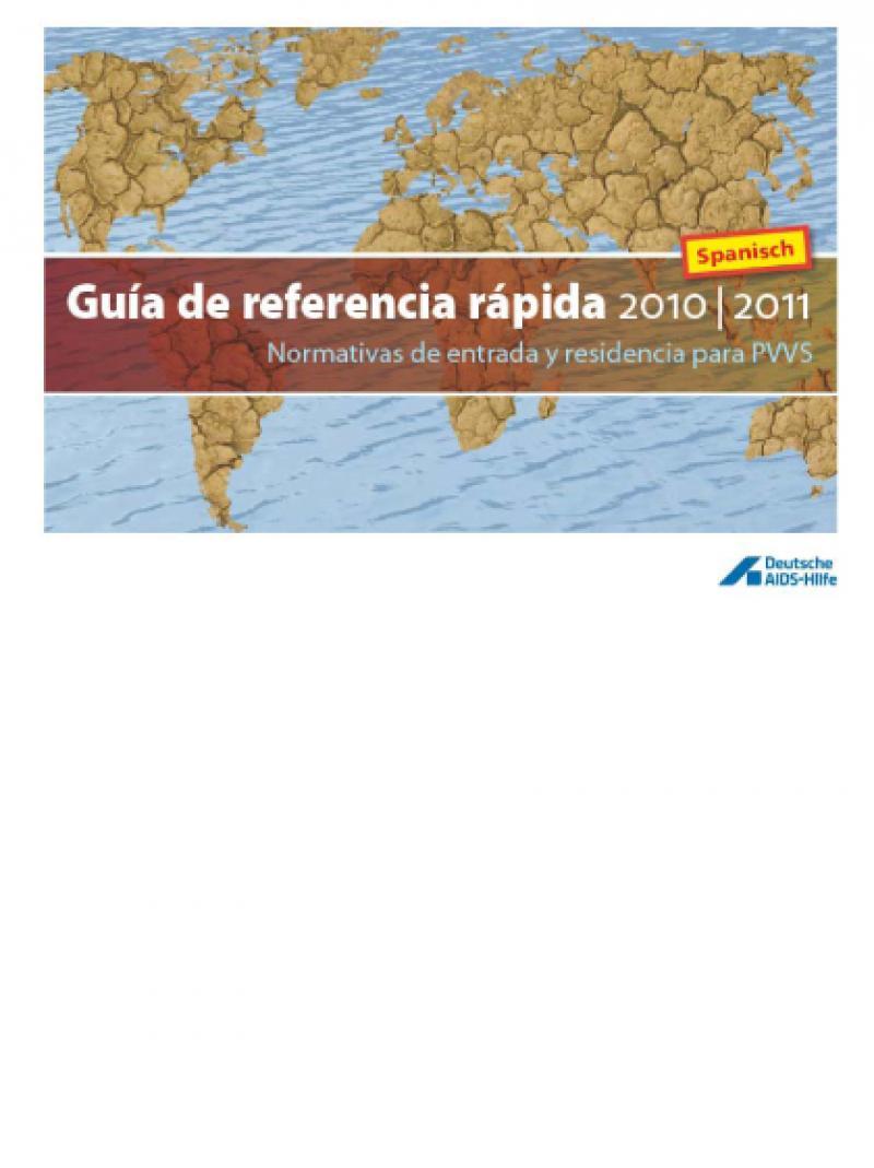 Schnellfinder 9. Aufl. 2010 spanisch