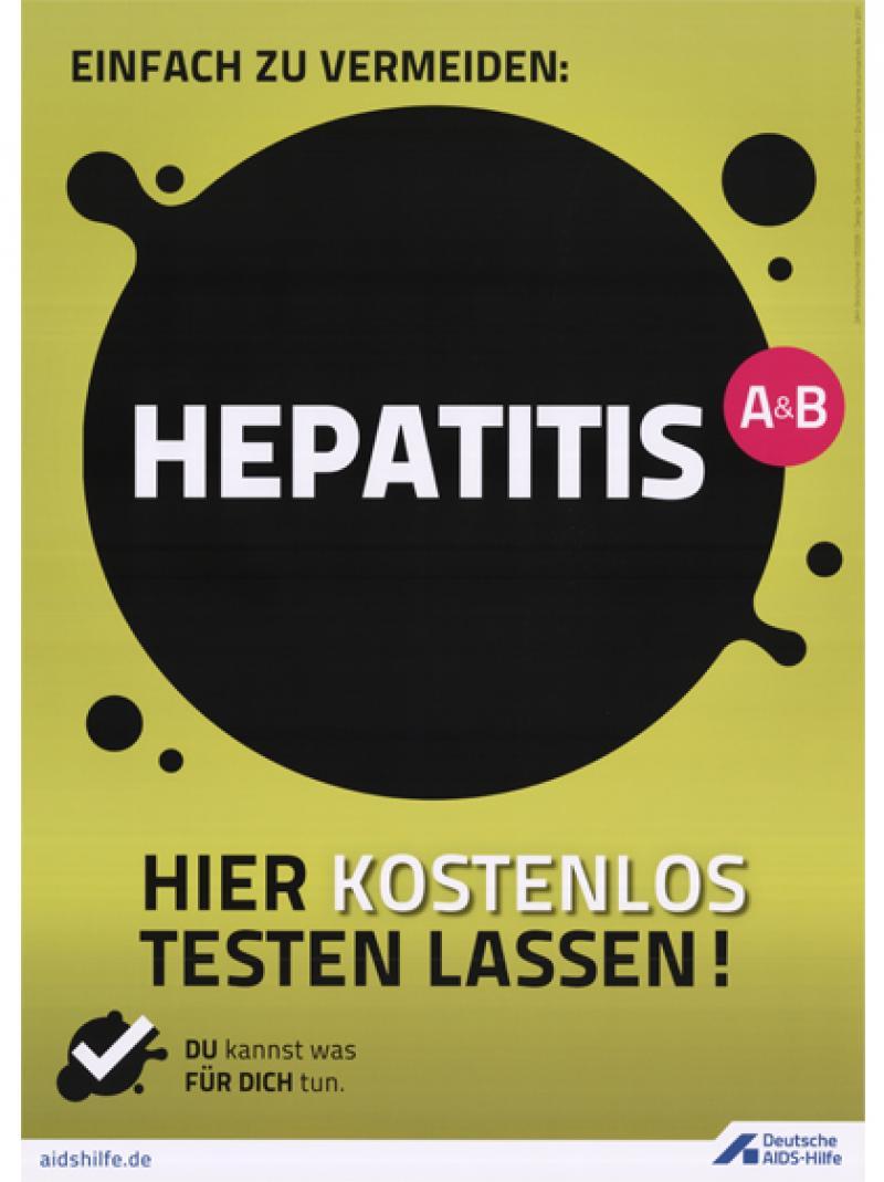 Einfach zu vermeiden: Hepatitis A & B 2011