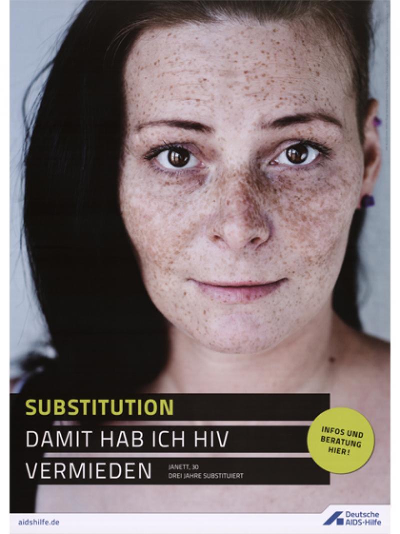 Substitution - Damit hab ich HIV vermieden. 2011