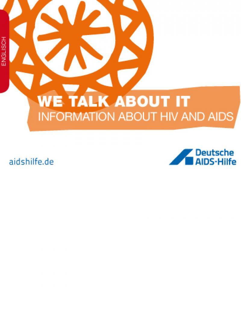 Wir reden drüber Flyer englisch 2011