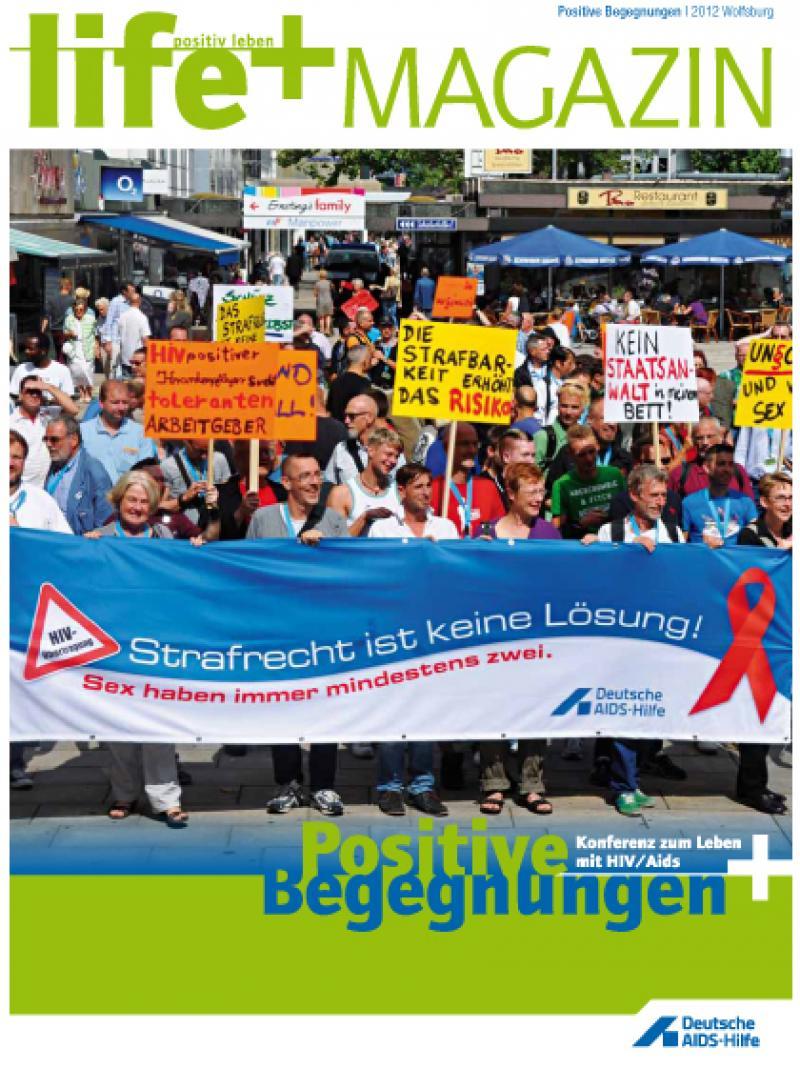 life+ Magazin Wolfsburg 2012