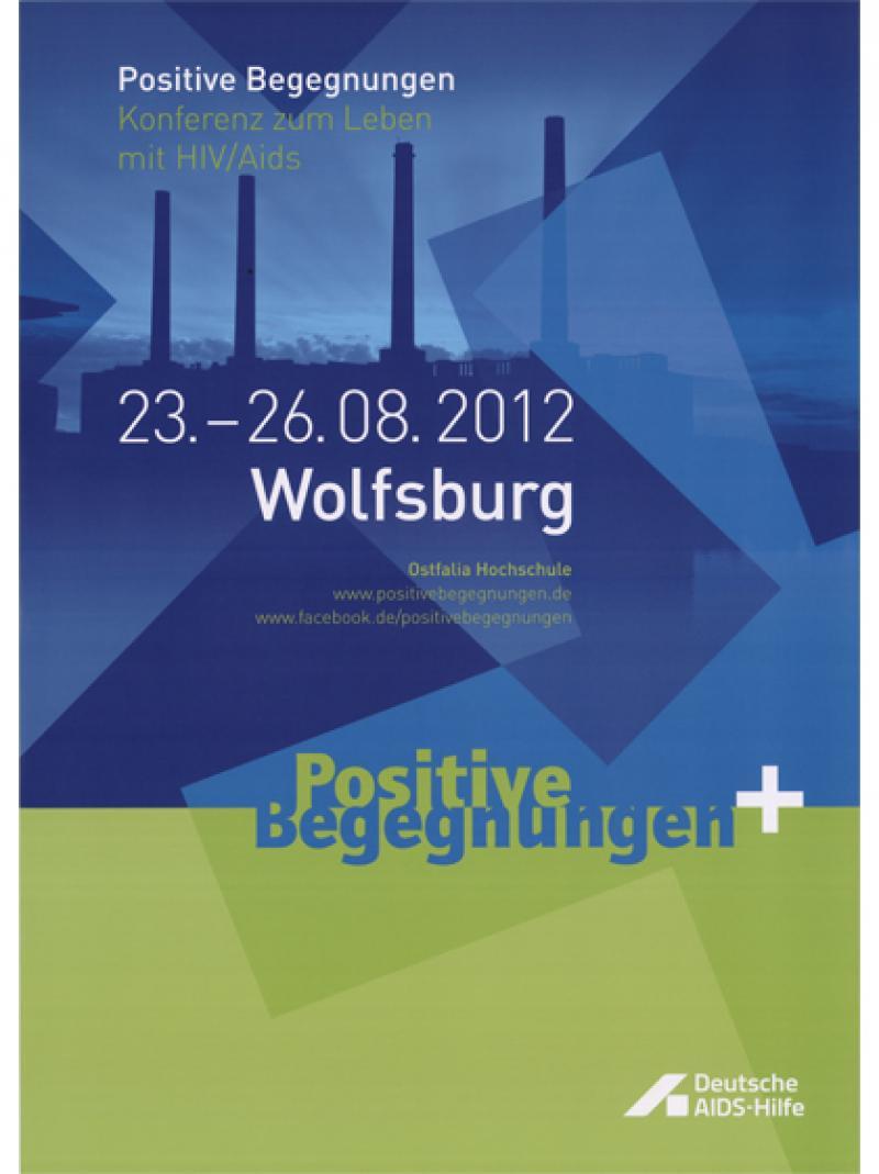 Positive Begegnungen - Konferenz zum Leben mit HIV / Aids  2012