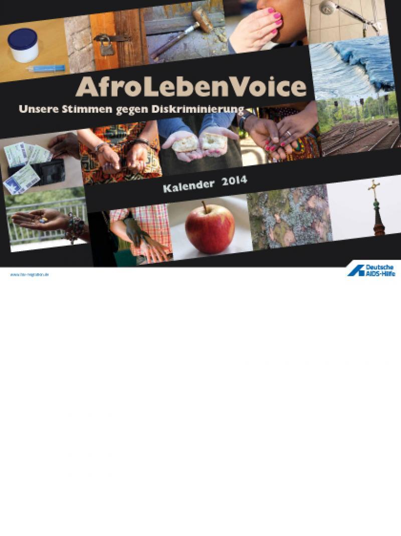 AfroLebenVoiceKalender 2013