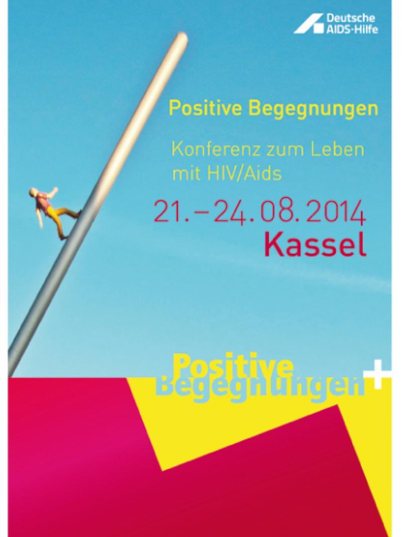 Positive Begegnungen - 2014 - Postkarte