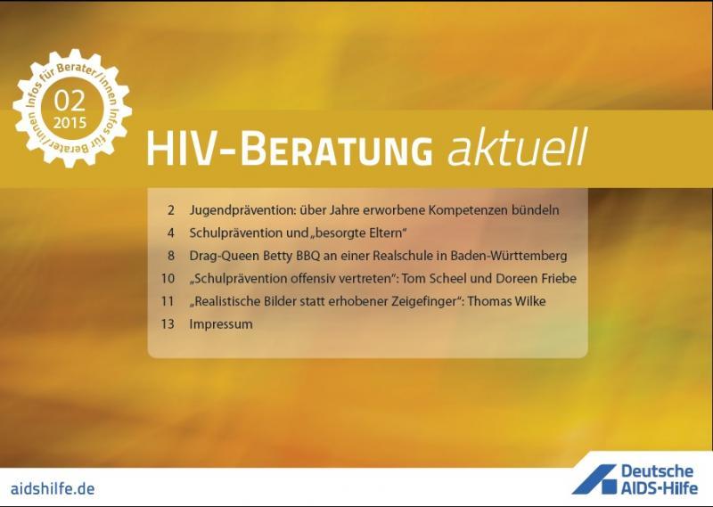 HIV-Beratung aktuell 2015/02