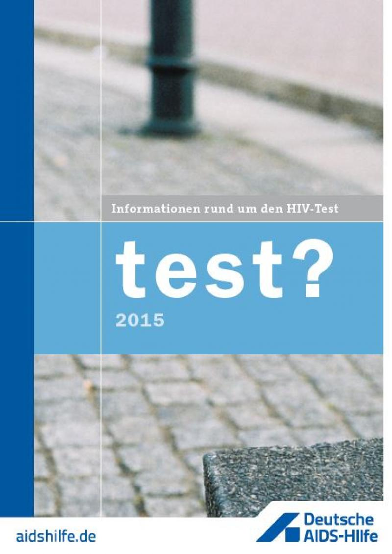 Informationen rund um den HIV-Test