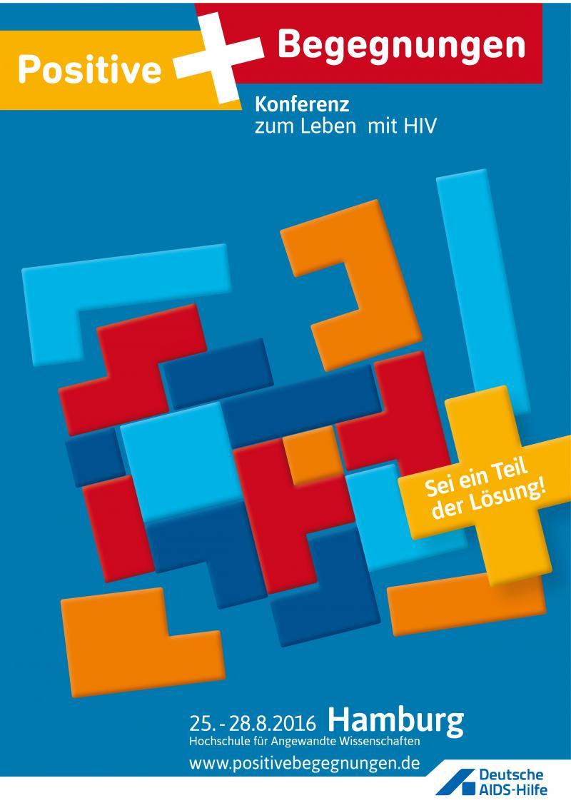 Positive Begegnungen - Konferenz zum Leben mit HIV/AIDS 2016