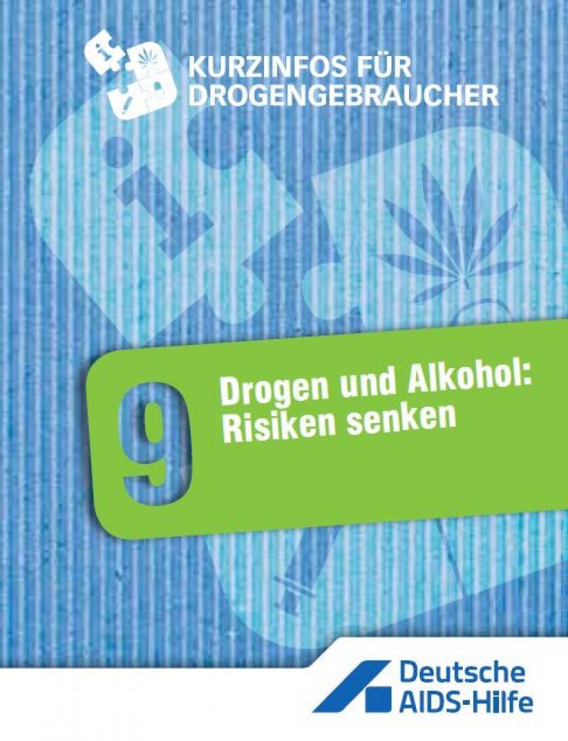 Drogen und Alkohol: Risiken senken