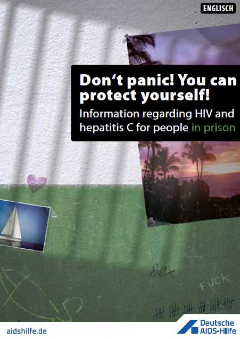 titelbild zeigt eine stilisierte Gefängniszelle mit Plakaten und Graffiti an der Wand