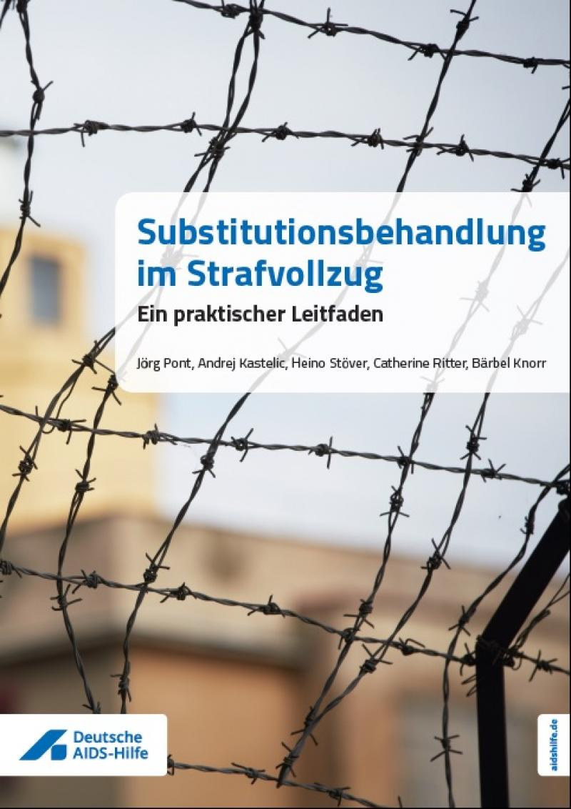 Substitutionsbehandlung im Strafvollzug