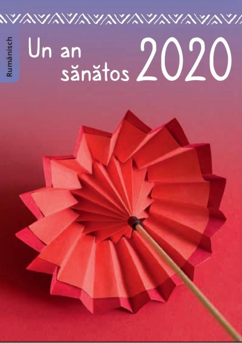 Gesund durchs Jahr 2020 (rumänisch)