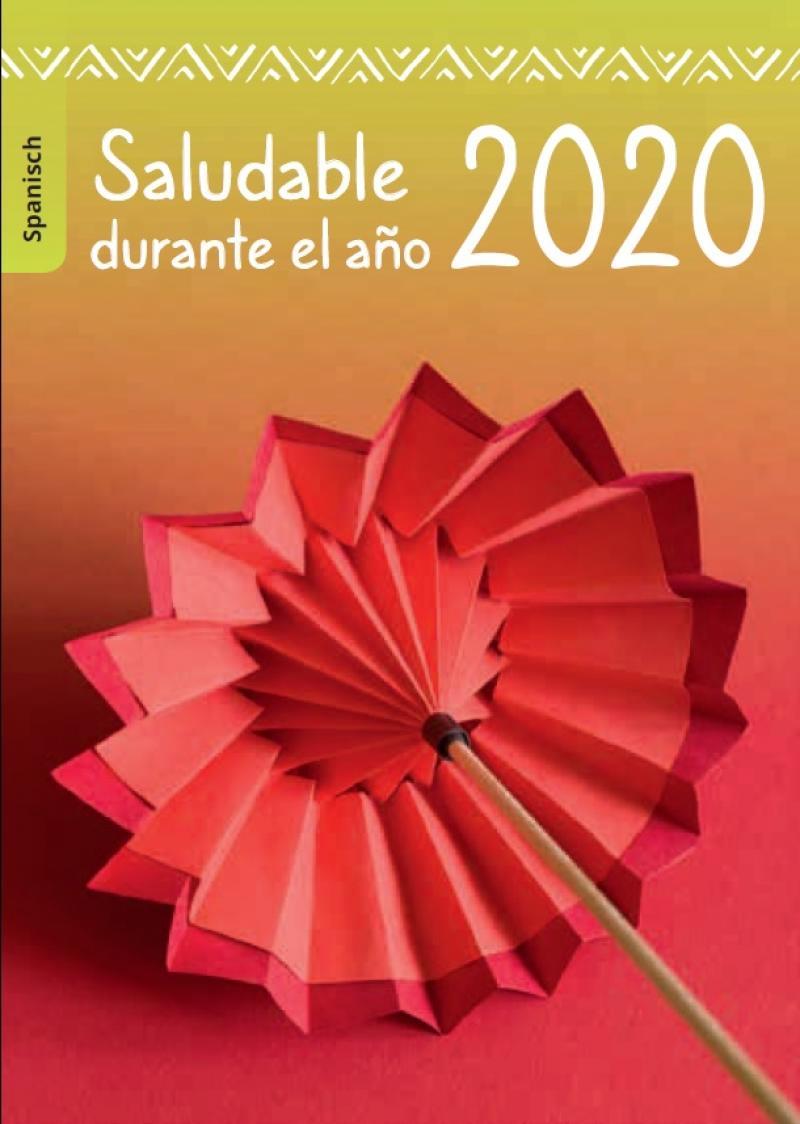 Gesund durchs Jahr 2020 (spanisch)