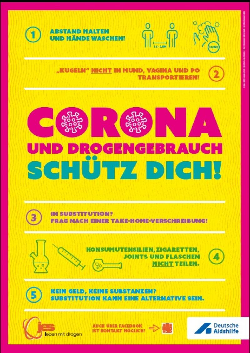 Corona und Drogengebrauch