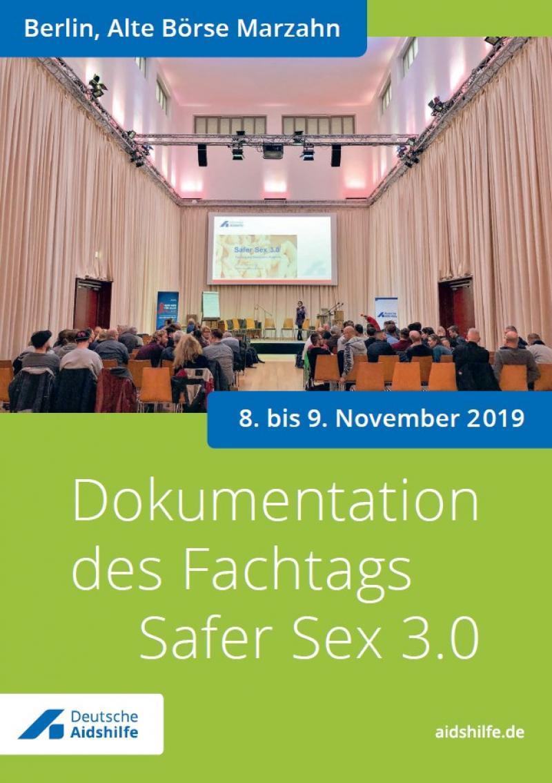 Foto des Veranstaltungsraums beim Fachtag Safer Sex 3.0