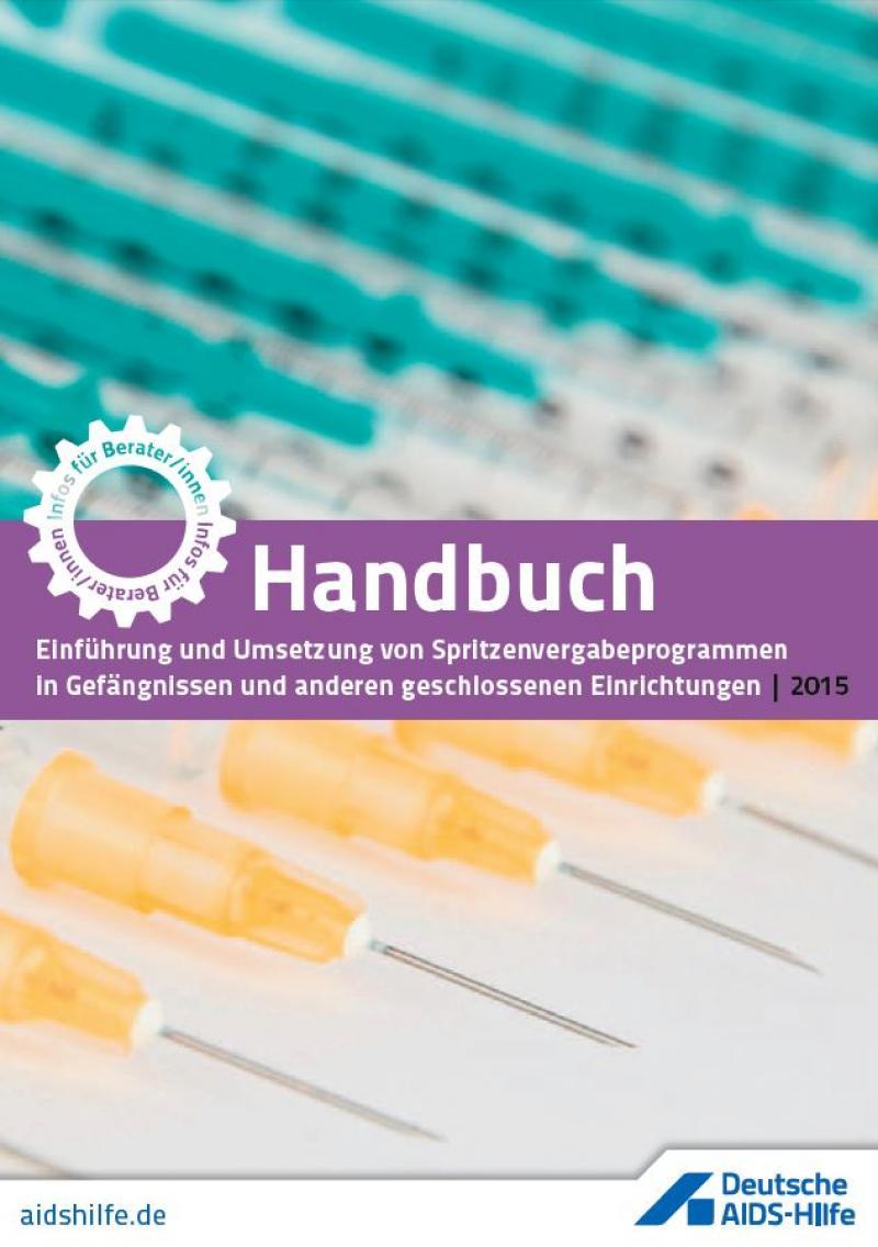 Handbuch Spritzenvergabeprogramm