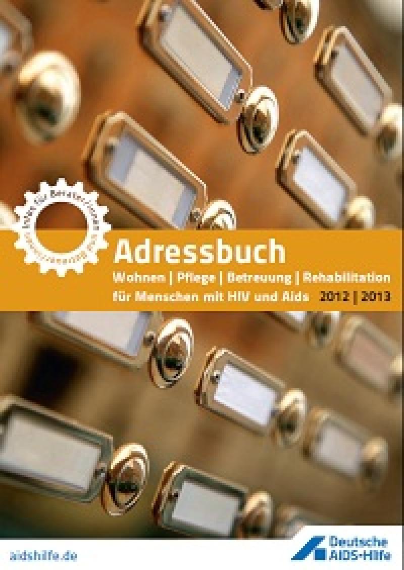 Adressbuch 2012/ 2013