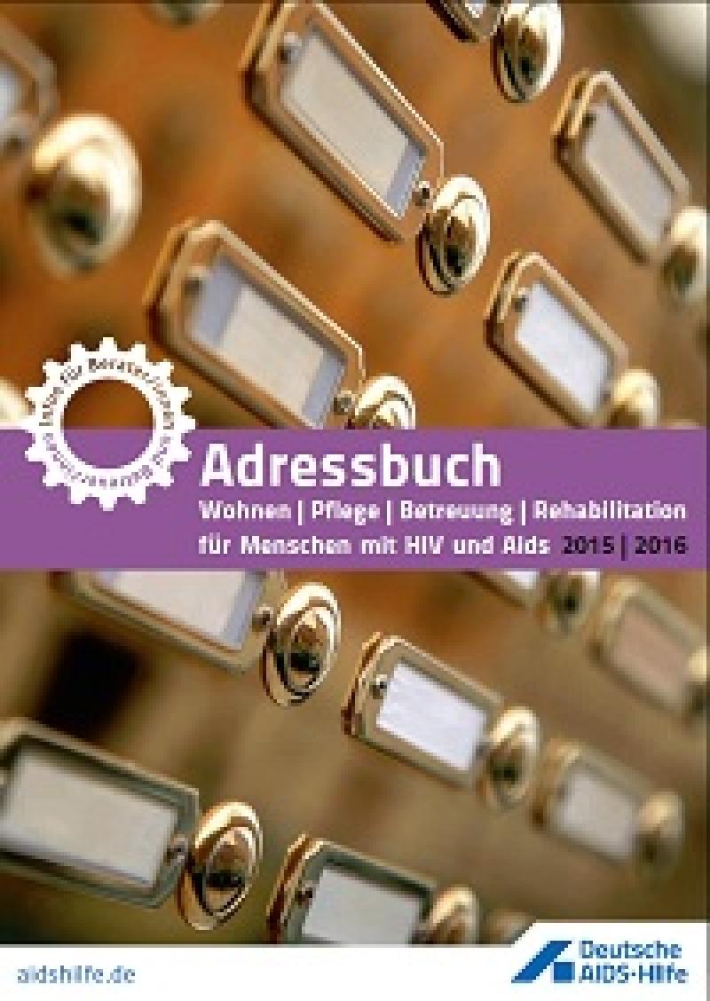 Adressbuch 2015 / 2016