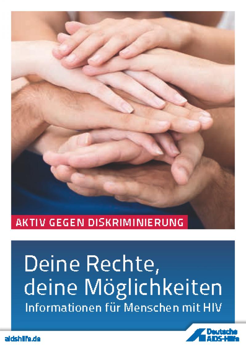 Aktiv gegen Diskriminierung! Deine Rechte, deine Möglichkeiten